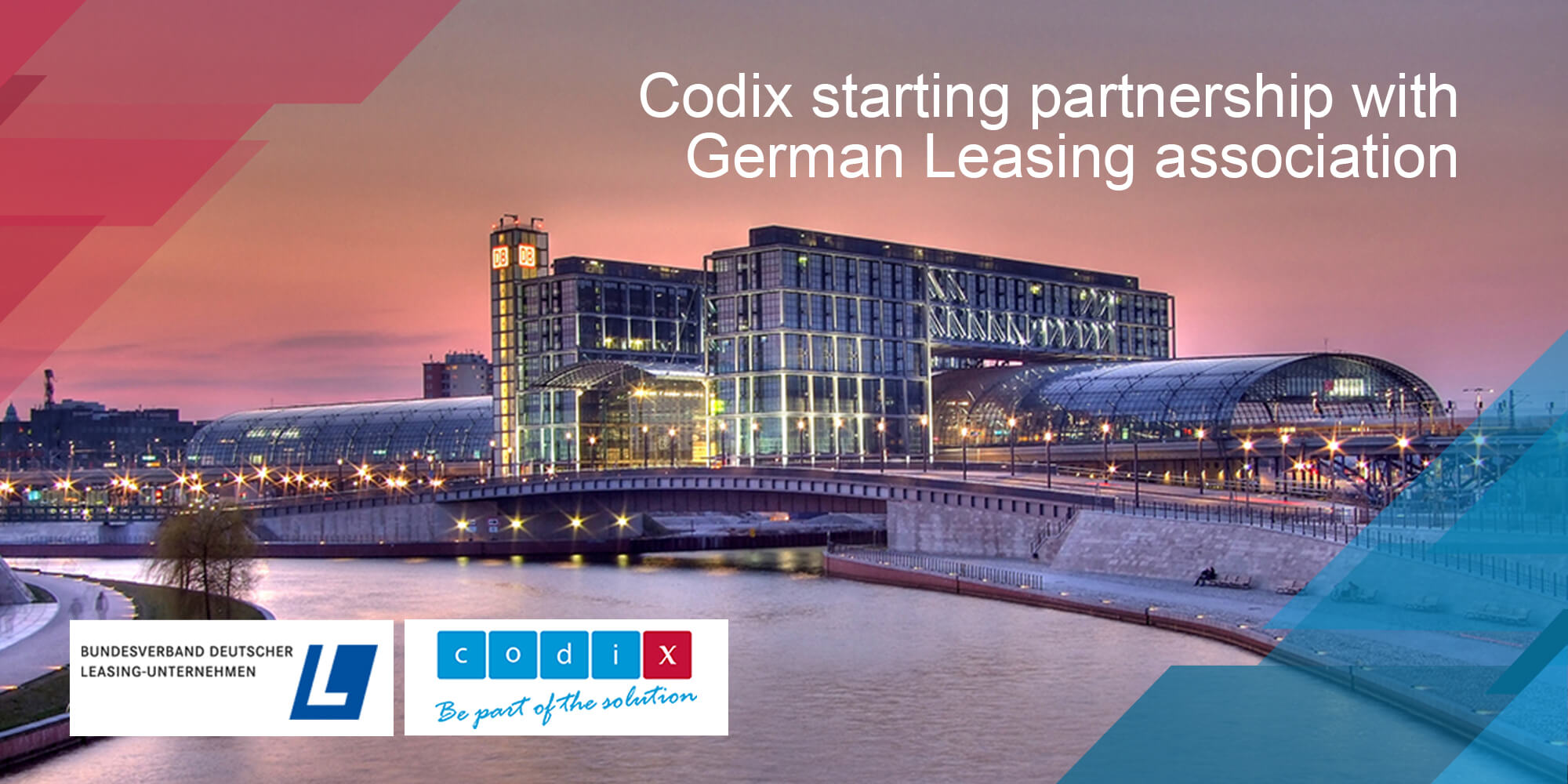 Codix and German leasing association