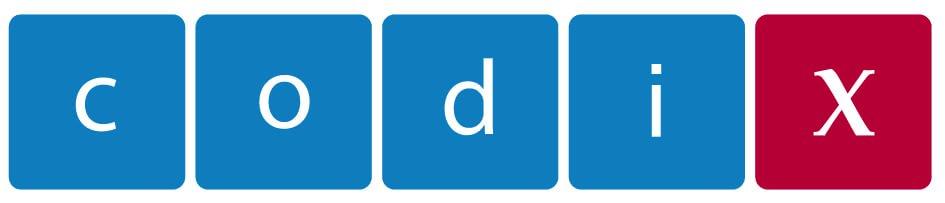 Das CODIX-Logo